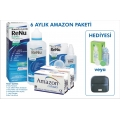 6  AYLIK AMAZON COLOURS
