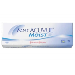 1•DAY Moist  ACUVUE®  30 lu Kutu