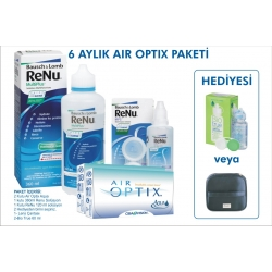 6 AYLIK AIR OPTIX PAKETİ